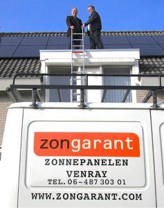 Zongarant Projectfoto