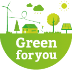 Logo Green For You zonnepanelen