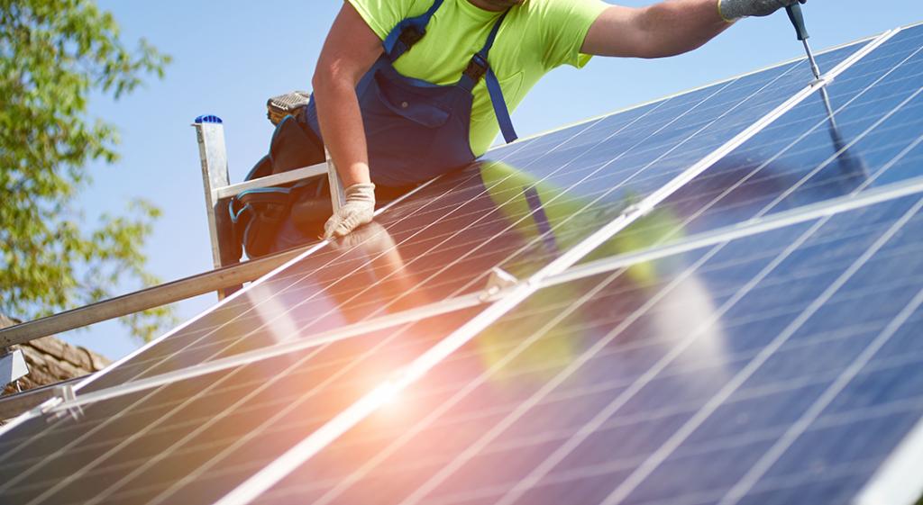 Waarom kiezen voor zonnepanelen