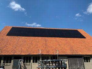 GewoonZon zonnepanelen plaatsen project 2