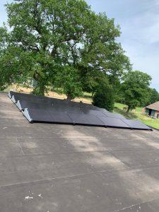 GewoonZon zonnepanelen plaatsen project