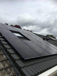 FDY Installaties zonnepanelen installatie project