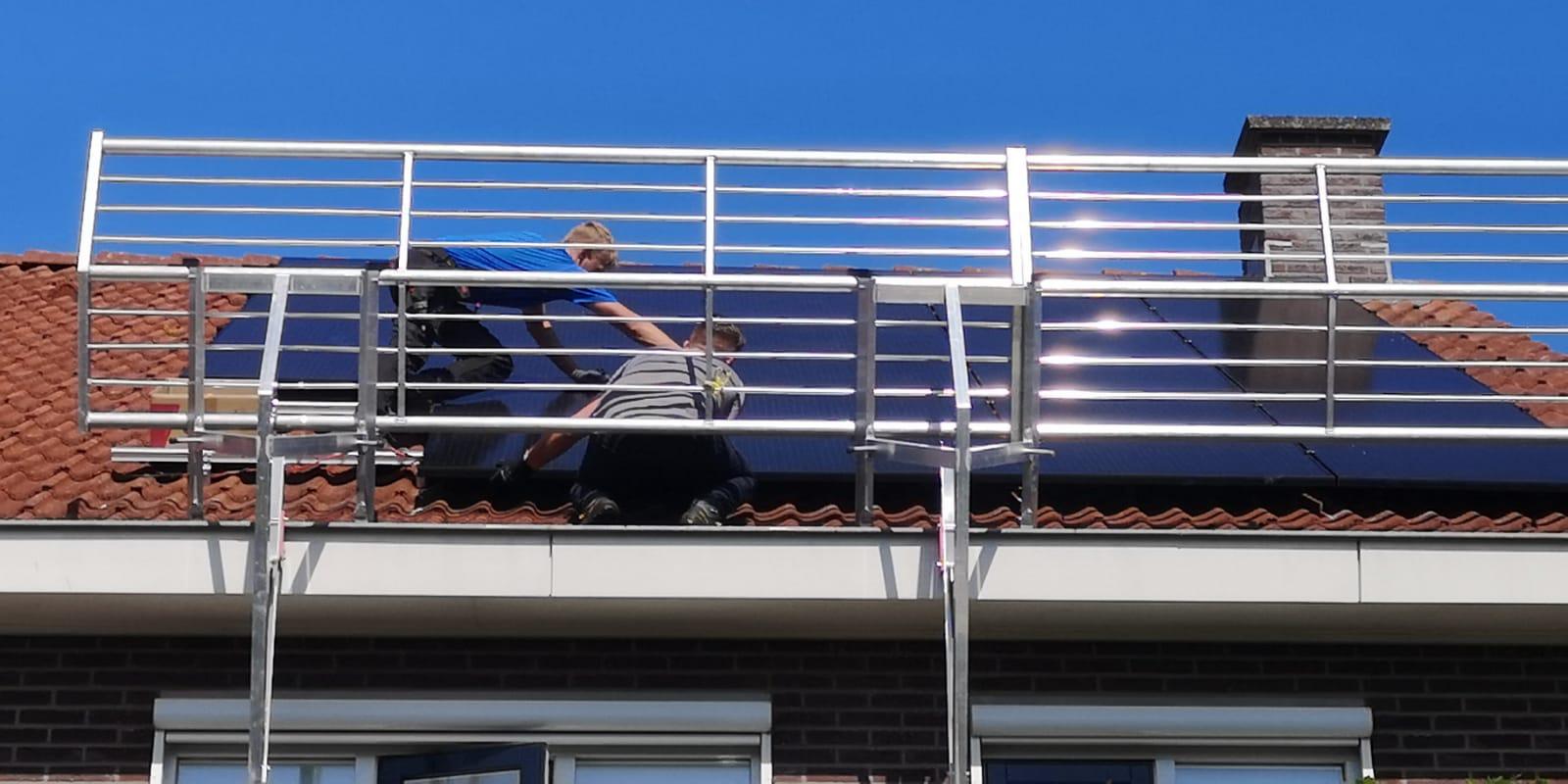 Mijn zonnepaneel installateur van Zonnepanelen