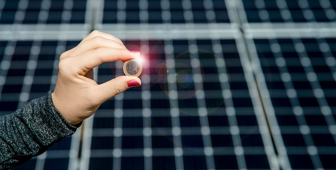 kosten zonnepanelen per m2
