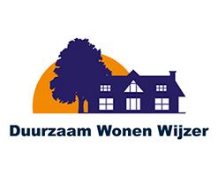 Duurzaam Wonen Wijzer logo