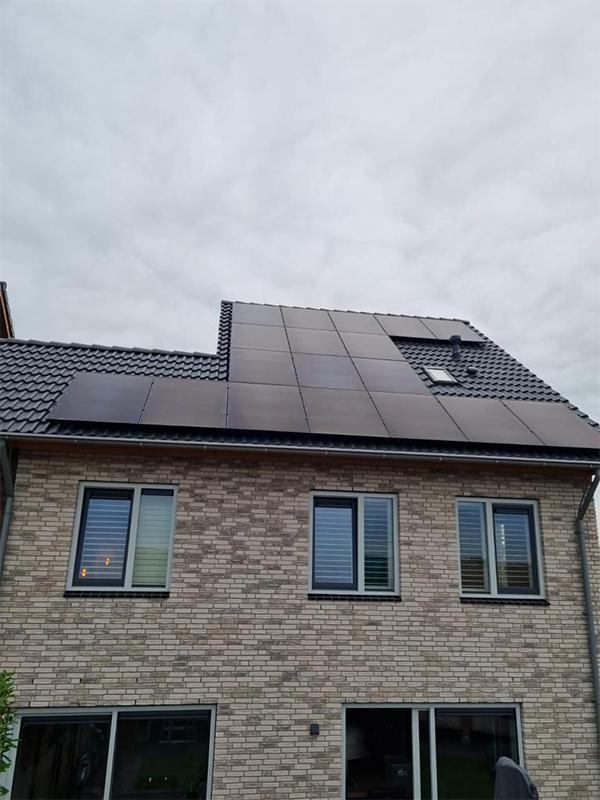 Energy XL project zonnepanelen
