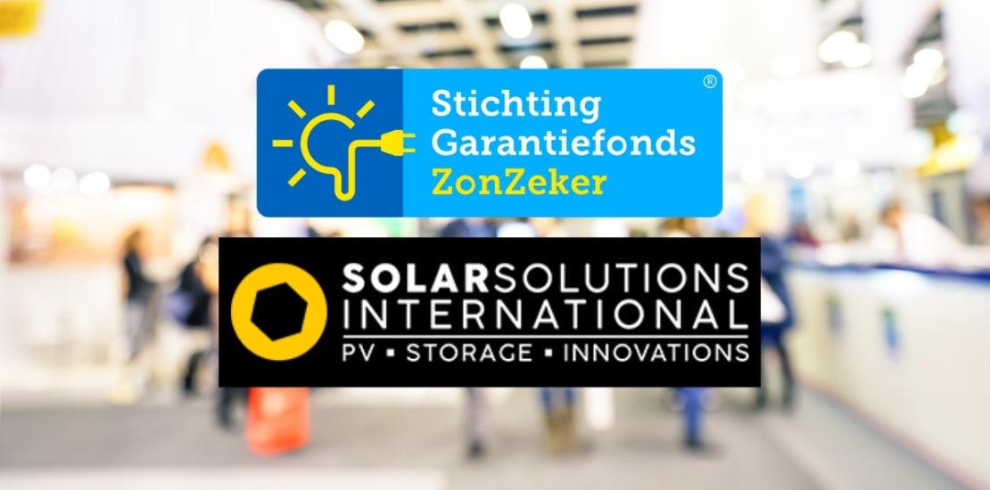 Solar Solutions Internationals Stichting Garantiefonds ZonZeker